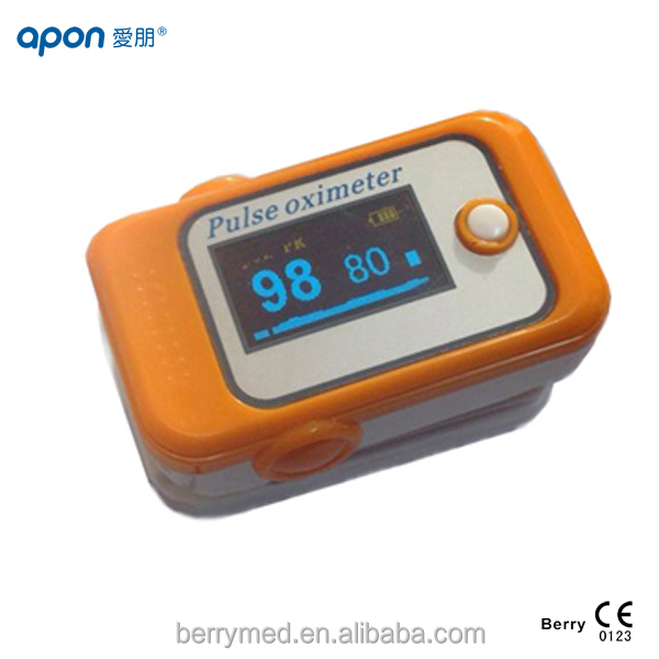 finger pulse oximeter oximetro spoz blood Oxygen wireless bluetooth APP for Iphone