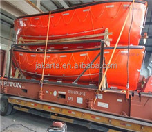 VietNam open lifeboat parts of marine lifeboat price