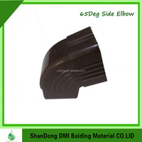PVC plastic or Metal Galvanized aluminum gutter guard/ lowes gutter guard/ leaf gutter guards
