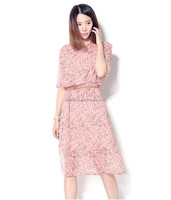 2015 women dresses Printed silk dress latest skirt design pictures dresses china alibaba trade assurance