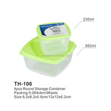 Alibaba best selling food containers vented plastic food container and tiffin lunch box
