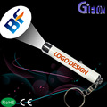 Christmas Gifts led Projector Torch with customized logo keychain for promotion