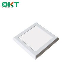 High CRI 90 6 inch 12 watt led ceiling panel downlight with true color