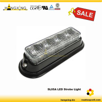 SL05A led strobe light/Warning car head lights/vehicle strobe light