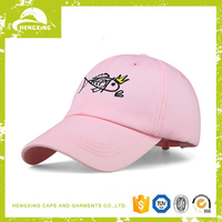 Wholesale 3d embroidered fashion golf baseball caps and hats