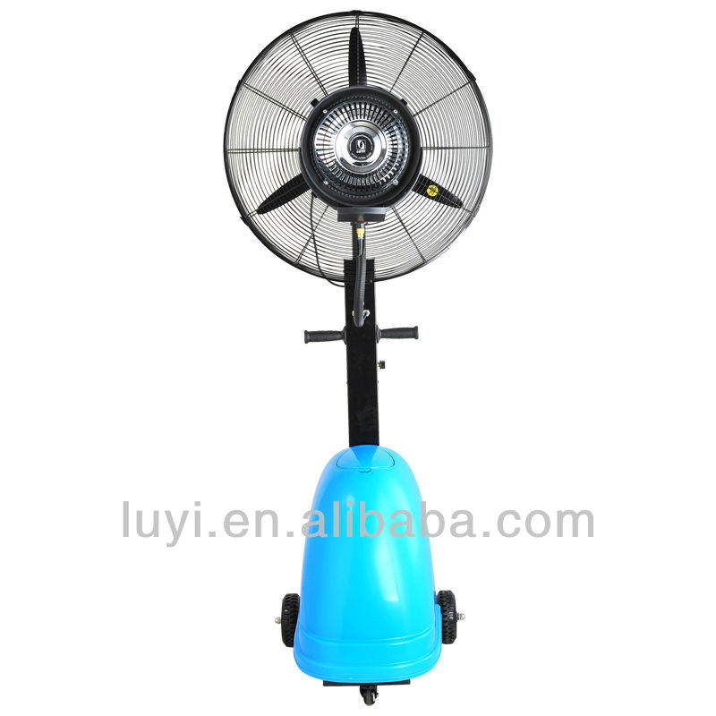 Outdoor Water Cooling Fans : Cooling fan water industrial mist buy stand