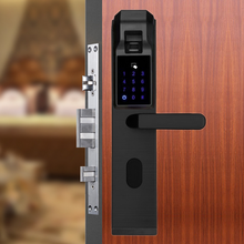 Hot Selling Smart Cabinet Lock Fingerprint Door Lock Intelligent Fingerprint Lock