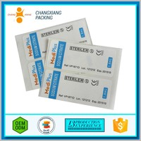 Lamination Pharmaceutical Product Packing Perforated Adhesive Labels Removable Sticke Self Name Sticker