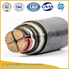 0.6/1kV copper conductor steel wire armoured xlpe cable with advantages