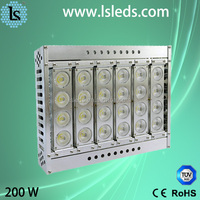 2016 new technology underwater led light ip68 200w led flood light fixture