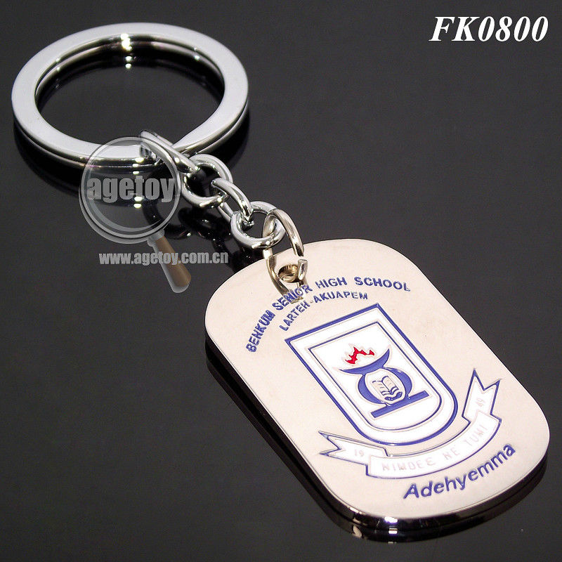 Simple Key Ring