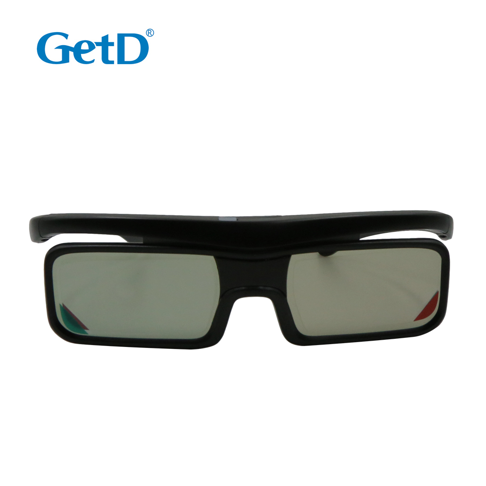144Hz active shutter 3d glasses with bluetooth for home cinema GH1600RF1