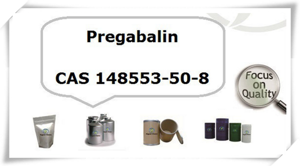 Best Selling Products Pharmaceutical Grade Pregabalin Powder Intermediates