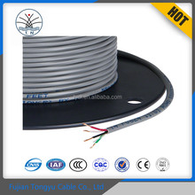 Cable Manufacturer Free Samples Multi Core h03vv-f h05vv-f h07vv-f PVC insulated cable wire electrical