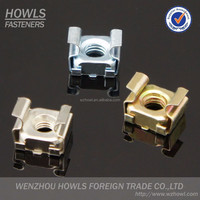 High quality spring steel cage nut clip nut