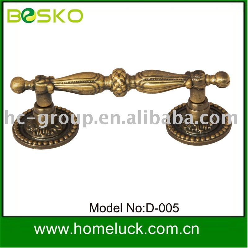 Classical style zinc alloy grip handle