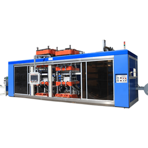 Full-Automatic 3 Station Thermoforming Machine