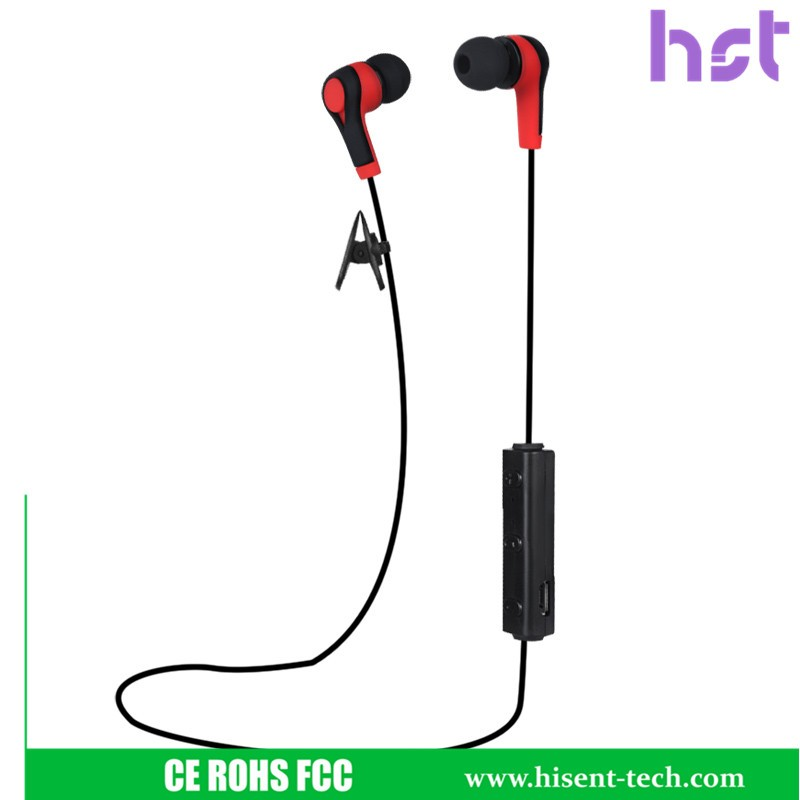 Business bluetooth 3.0 wireless headphone earphone carrying case mini bluetooth headset