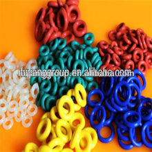various color viton O rings, rubber o ring, silicone o ring