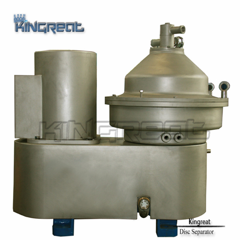 Fat Removing Centrifugal Milk Separator for Degreasing