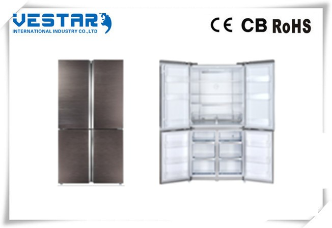 kitchen appliance frost-free side by side refrigerator with cheap price and high quality