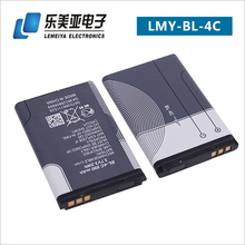 China Suppier Mobile Phone BL-4C Batteries 6100/1265/1325/2228/2650/2652/3108 /3500C /6066/6088/6100/6101/6102/6103 For Nokia