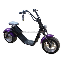 CE/EEC/COC 18*9.5 tyre citycoco/seev/woqu electric scooter 800w 1000W 2000 citycoco scooter ML-SC08