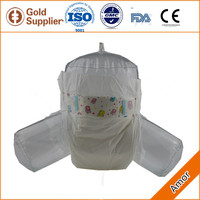Cute fashion soft care disposable sleepy baby diaper