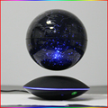 Plastic and ABS Material levitation lighting Starry sky ball