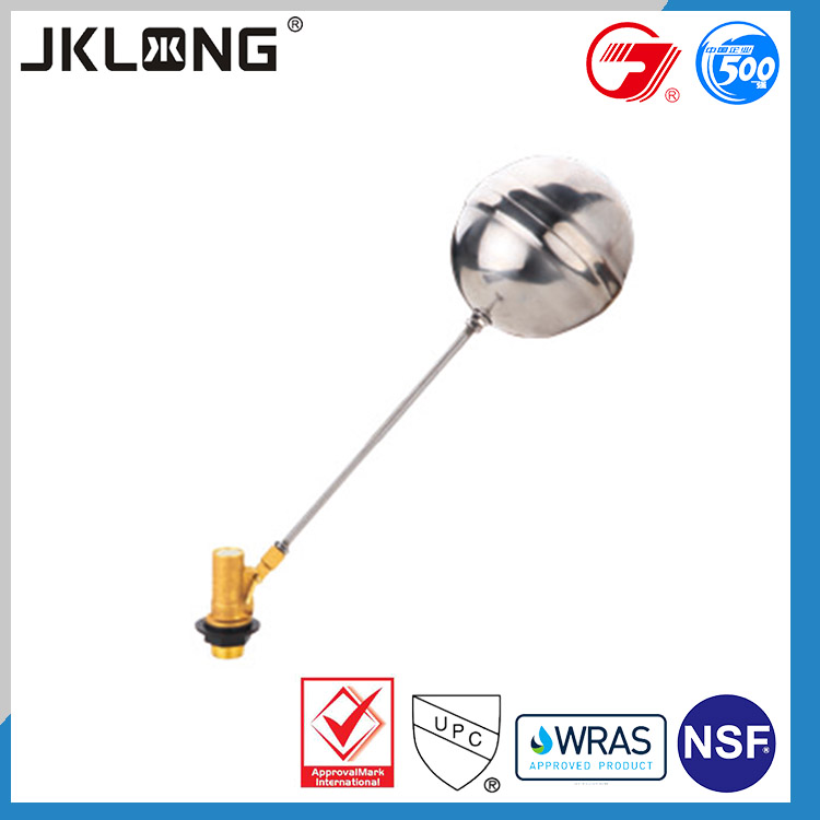 J5007 Brass Float Valve With float ball