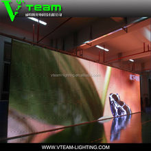 P10 Curtain Waterproof Outdoor Smd Advertising/backsatge Led Display Screen Alibaba Express