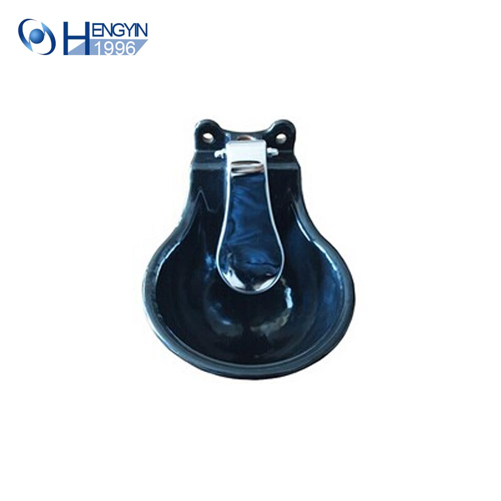 Easy-cleaning and installation SS 304 cattle drinking bowl from factory