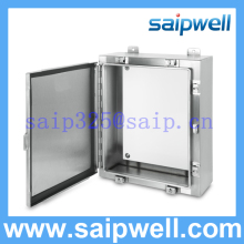 Saip/Saipwell Waterproof Stainless Steel Metal Sheet Electrical Enclosures