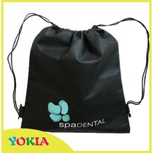 Factory Directly Sell any colour available string non woven bags