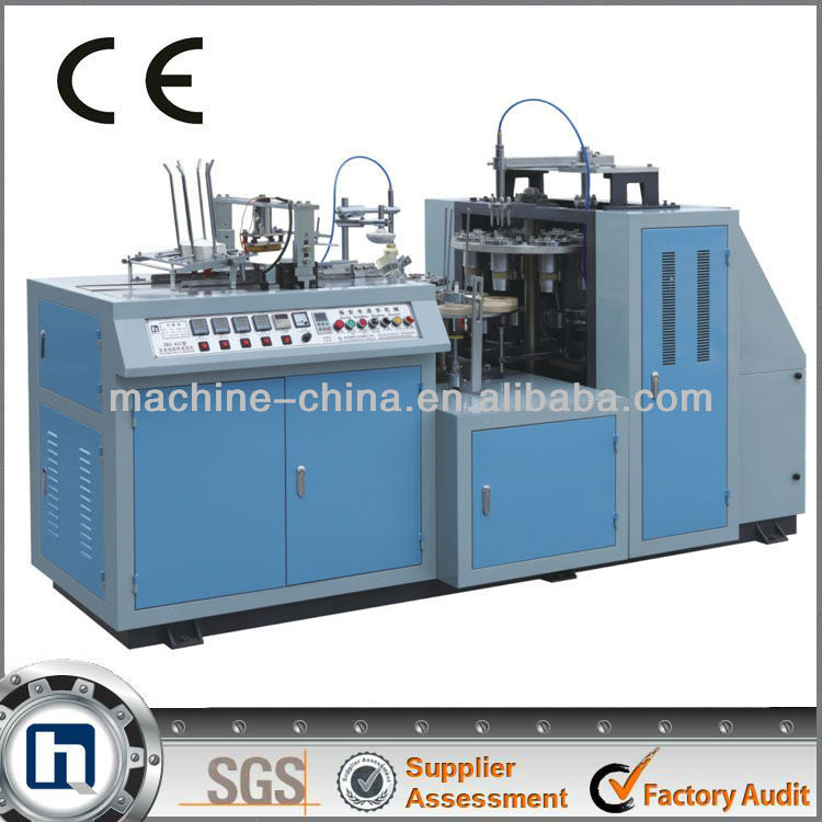 automatic paper punching machine paper jogging machine paper cup machine korea