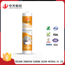 Gp 300Ml Clear Color Silicone Sealant
