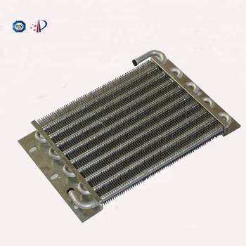Portable Copper Tube Aluminum Fin Refrigerator Radiator