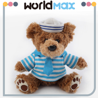 Custom Plush Animal Teddy Bear With T-Shirts
