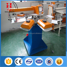 Automatic vertical screen printing machine