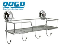 Wholesale Suction Collection Wall Mounted Kitchen Storage Rack