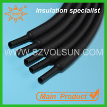Wire insulation ultra thin heat shrink plastic protective sleeve