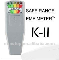 K2 KII K-II Meter Measure Electromagnetic Radiation Detector Repeller Tester Measure Gun Controller