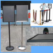 A1, A2, A3, A4 Stainless Steel Sign Stand