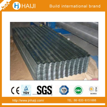 New products galvanized corrugated steel sheet steel roofing types of iron sheets