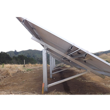 Solar Panel System Pile Mounting Structure ,Solar Power Plant 1MW,Solar Power Plant