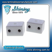 TC-Series 15A 20A 50A 65A Thermocouple Porcelain Ceramic Terminal Block