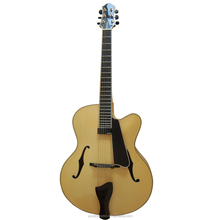17inch Handmade with solid wood hollow body archtop jazz guitar