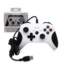Wired Gamepad Game Controller for Xbox one Slim Joystick
