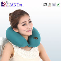 vibration back massage pillow
