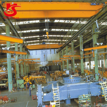 Hot sale 300 ton mobile bridge crane